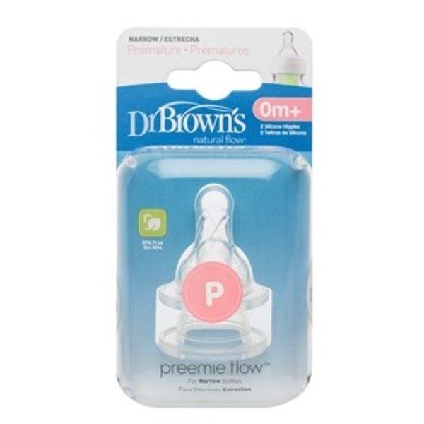 Dr Brown's  Fles Dr. Brown's fles prematuur speen standaardfles