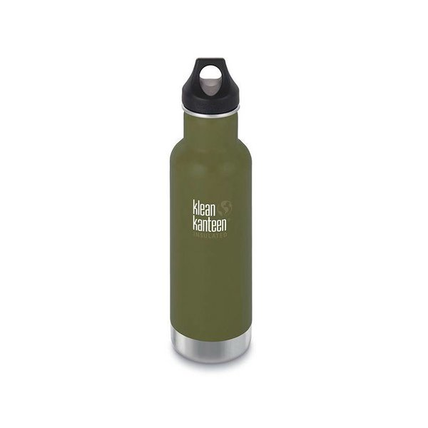 Klean Kanteen - rvs drinkfles / waterfles Klean Kanteen Classic thermosbeker 592 ml bruin