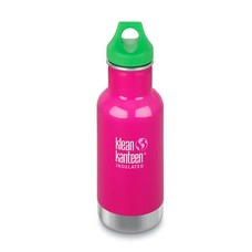 Klean Kanteen Kid Kanteen thermos drinkbeker 355 ml fuchsia