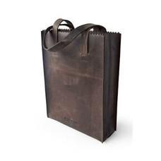 MYOMY My Paper Bag Long Handle - Dark Chocolate