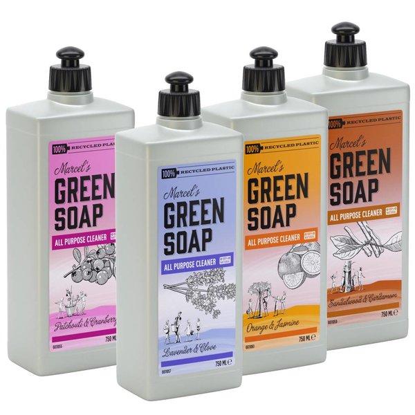 Marcel's Green Soap Marcel's Green Soap Allesreiniger Patchouli & Cranberry