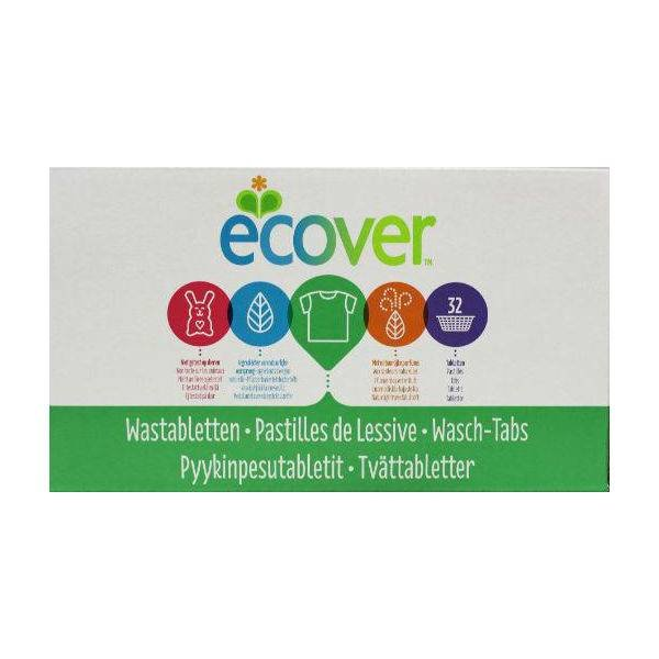 Ecover Ecover Wastabletten