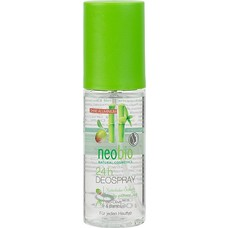 Neobio Deodorant spray 24-h