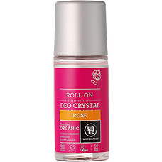 Urtekram Deodorant roll on Rozen Crystal