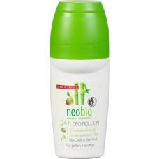 Neobio Deodorant roll on 24-h