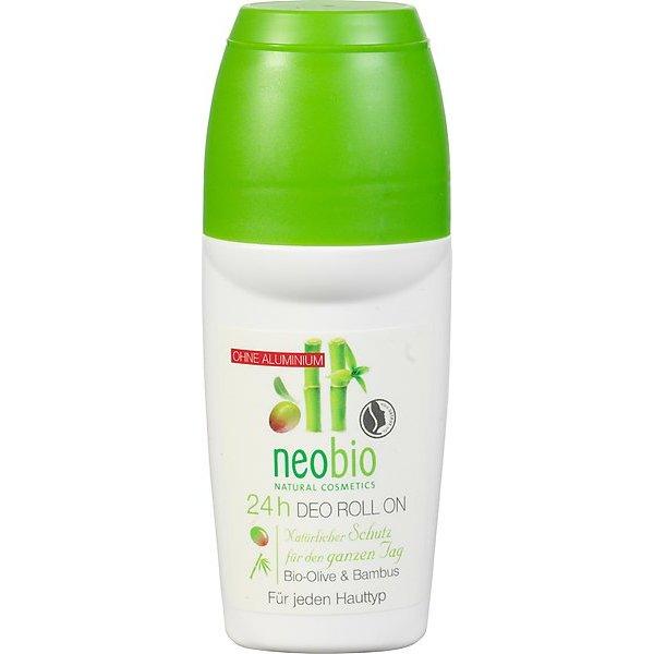 Neobio Neobio Deodorant roll on 24-h