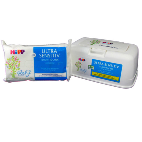 HiPP Billendoekjes Ultrasensitive box