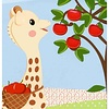 Sophie de Giraf Sophie de Giraf Voelboekje Een dag met Sophie