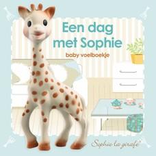 Sophie de Giraf Voelboekje Een dag met Sophie