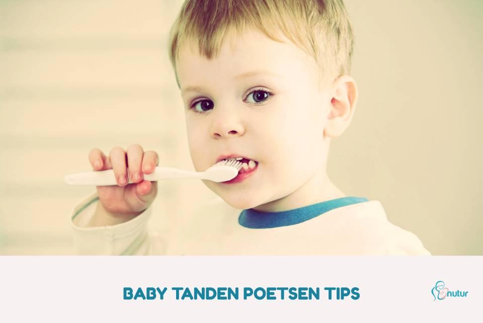 baby tanden poetsen tips