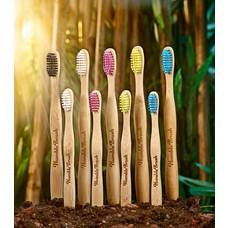 Humble Brush Bamboe Tandenborstel voor volwassenen