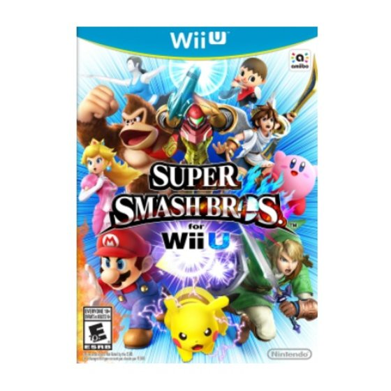 Wii U Games Nieuw
