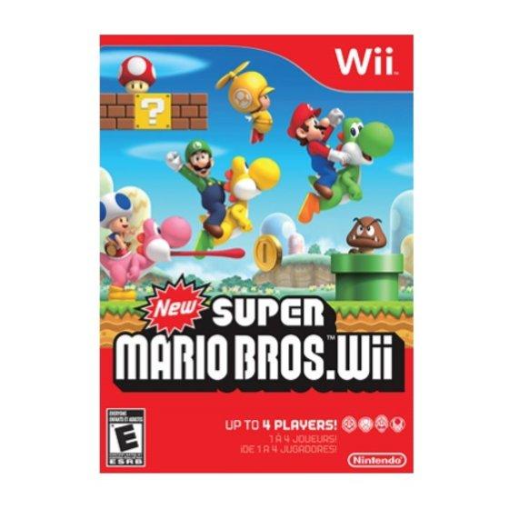 Wii Games Nieuw