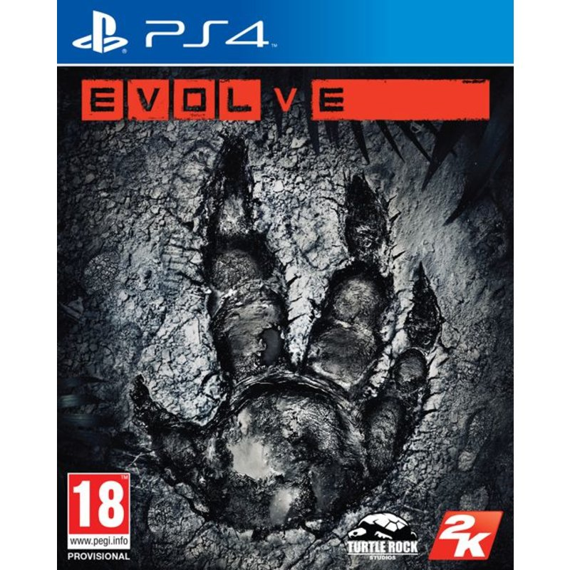 2K Games Evolve (Inc. Monster Expension Pack) - PS4