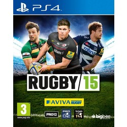 Big Ben Interactive Rugby 15 - PS4