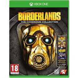 2K Games Borderlands the Handsome Collection - Xbox One