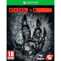 2K Games Evolve (Inc. Monster Expension Pack) - Xbox One