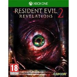 Capcom Resident Evil Revelations 2 - Xbox One
