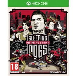 Square Enix Sleeping Dogs (Defenitive Edition) - Xbox One