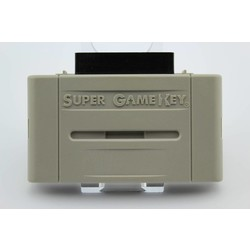 Super Nintendo Super Game Key Converter [Gebruikt]