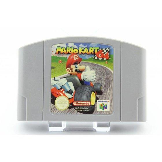 N64 Games Cart