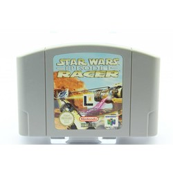 Lucasarts Star Wars Episode 1 Racer