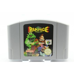 Midway Rampage World Tour