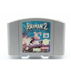 Ubisoft Rayman 2 The Great Escape