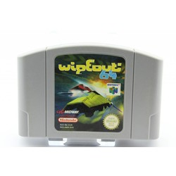 Midway Wipeout 64