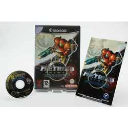Nintendo Metroid Prime 2 Echoes