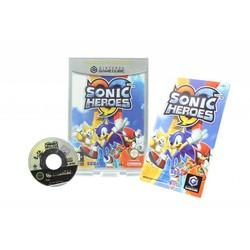 SEGA Sonic Heroes