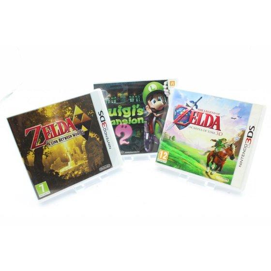 3DS/2DS Games Gebruikt