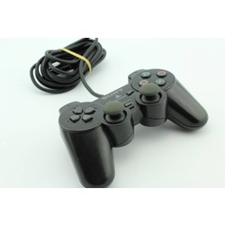 Sony Computer Entertainment PS2 Controller (Dual Shock 2) Black (Origineel) [Gebruikt]