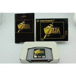 Nintendo Zelda Ocarina Of Time