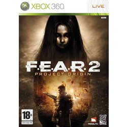 Warner Bros. F.E.A.R. 2 Project Origin - Xbox 360