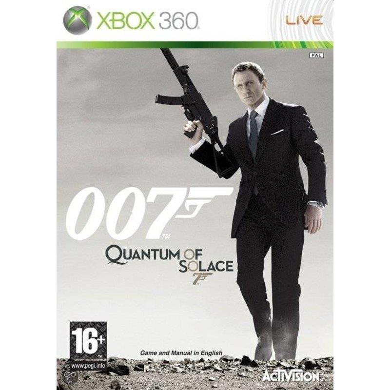 Activision 007 Quantum Of Solace - Xbox 360