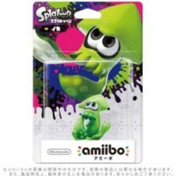 Nintendo Amiibo - Squid (platoon)