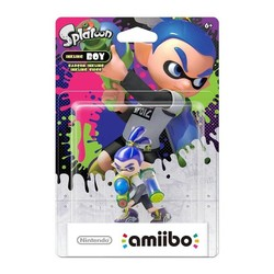 Nintendo Amiibo - Splatoon Boy