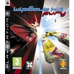 Sony Computer Entertainment WipeOut HD Fury - PS3