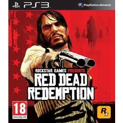 Rockstar Red Dead Redemption - PS3