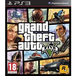 Rockstar Grand Theft Auto V (GTA 5) - PS3
