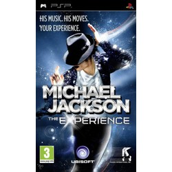 Ubisoft Michael Jackson - The Experience