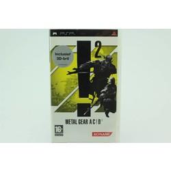 Konami Metal Gear Acid [Gebruikt]
