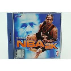 SEGA NBA 2k