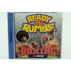 Midway Ready 2 Rumble Boxing