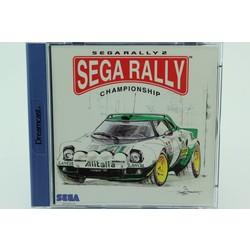 SEGA Sega Rally