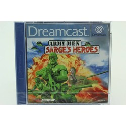 Midway Army Men Sarge's Heroes (Sealed)