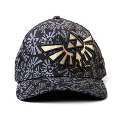 Bioworld NINTENDO - ZELDA FLEX CAP WITH LOGO