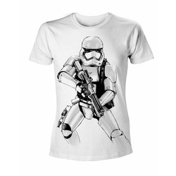 Bioworld STAR WARS - ARMED STORMTROOPER T-SHIRT