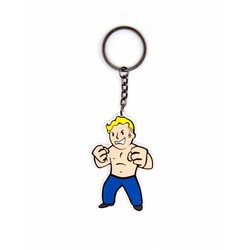 Bioworld FALLOUT 4 - STRENGHT SKILL KEYCHAIN